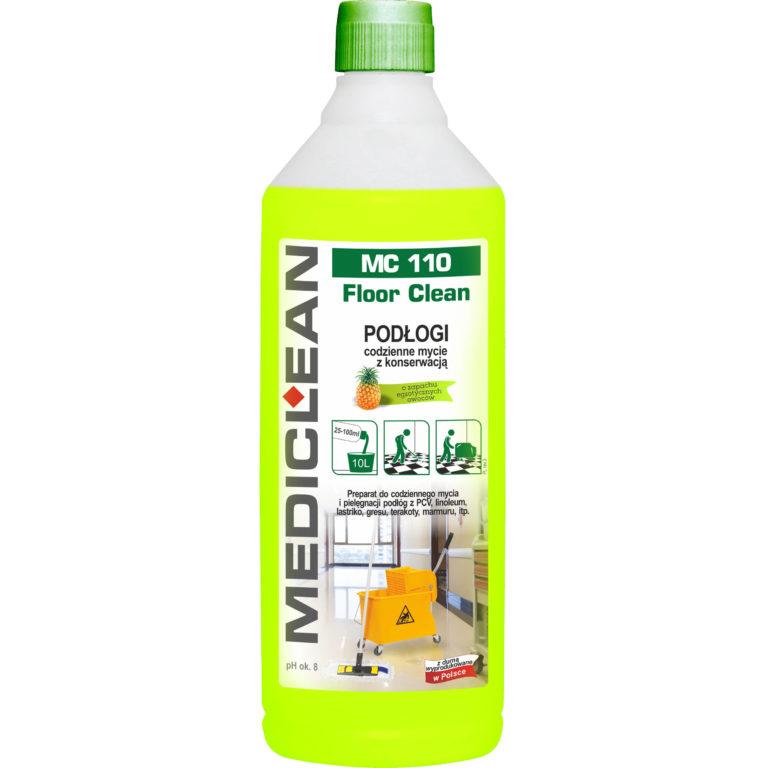 MC 110 Floor Clean –  Płyn do podłóg z nabłyszczeniem