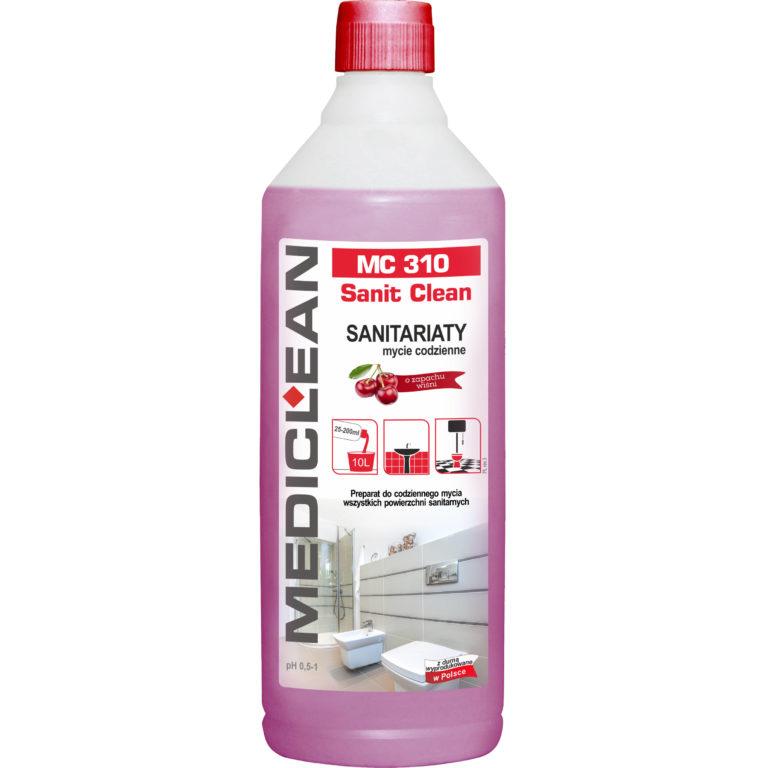MC 310 Sanit Clean – Płyn do mycia armatury łazienkowej