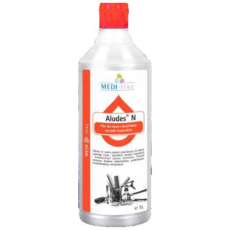Alodes N – szybka dezynfekcja narzędzi