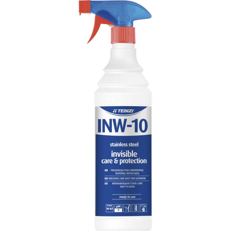 Inw-10 Gt – pielęgnacja stali nierdzewnej