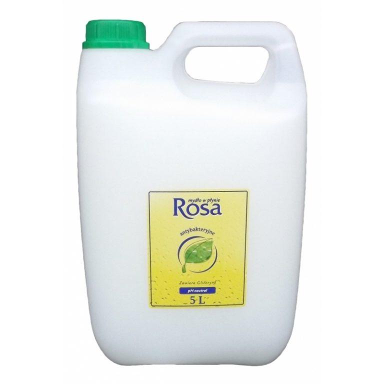 Mydło Rosa – antybakteryjne mydło w płynie