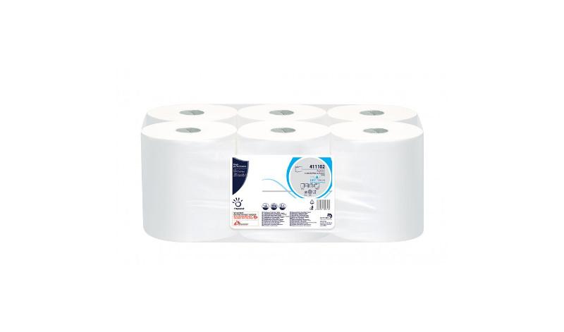 Ręczniki w roli Autocut Papernet 411102 celuloza 2w