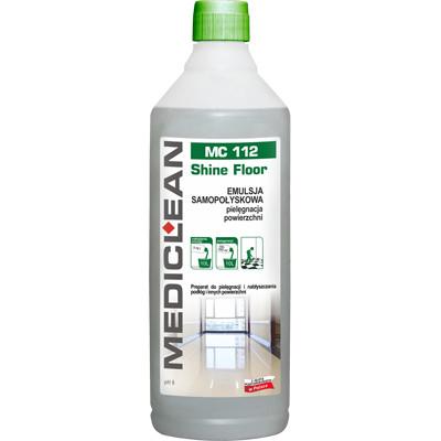 MC 112 Shine Floor  – emulsja nabłyszczająca do podłóg