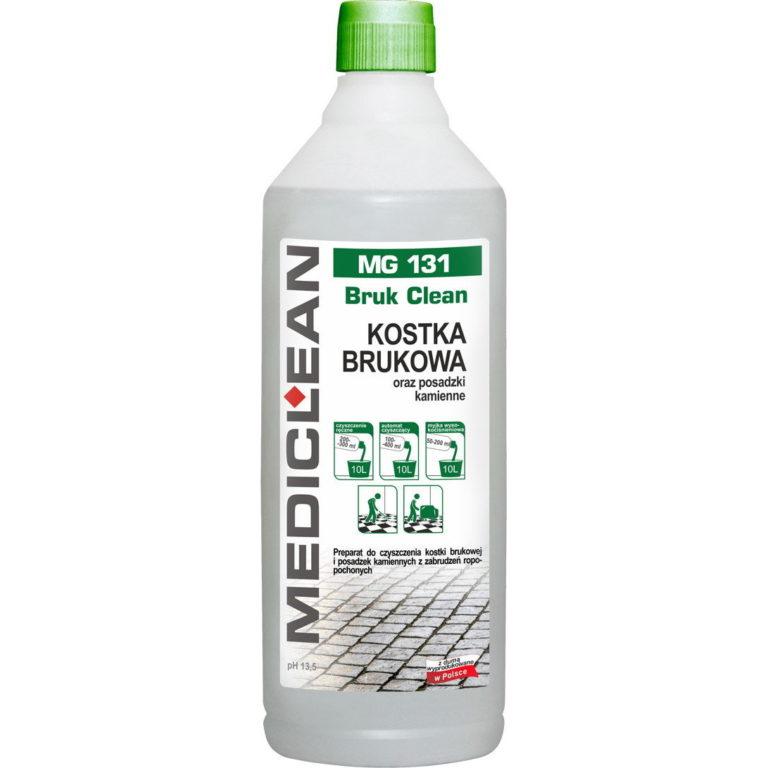 MC 131 Bruk Clean – czyszczenie kostki brukowej