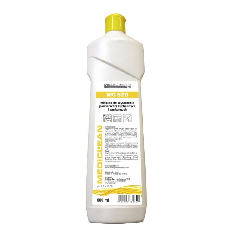 MC 520 Sanit Cream – mleczko do czyszczenia powierzchni