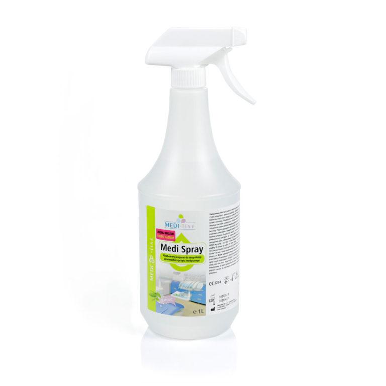 Medi Spray  – szybka dezynfekcja powierzchni