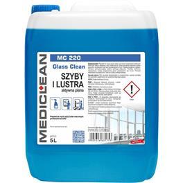 MC 220 Glass Clean – mycie szyb i luster