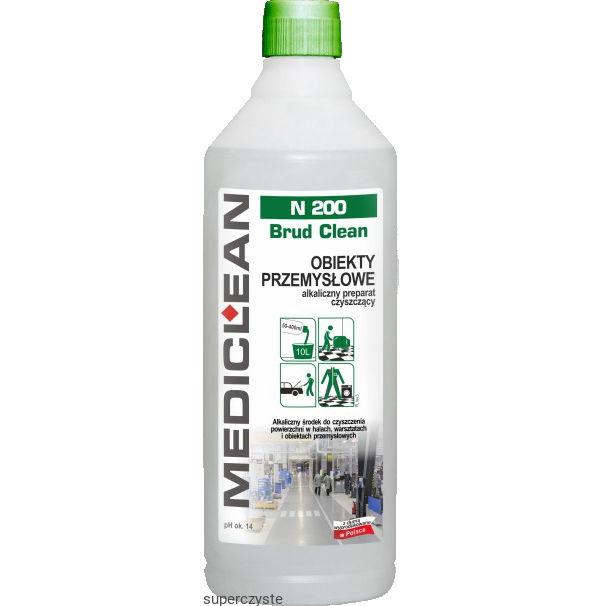 N 200 Brud Clean – uniwersalny środek do trudnych zabrudzeń