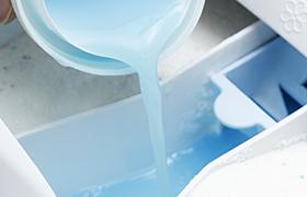 Proszki i płyny do prania