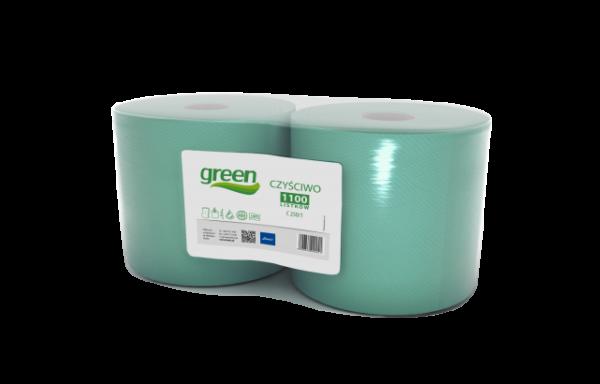 Czyściwo Lamix C Green 250/1 zielone 1w