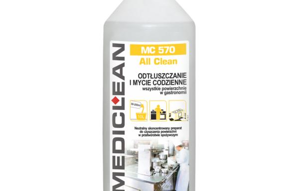MC 570 All Clean – koncentrat do odtłuszczania powierzchni