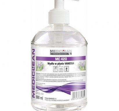 MC 420 Vanessa – antybakteryjne mydło do rąk