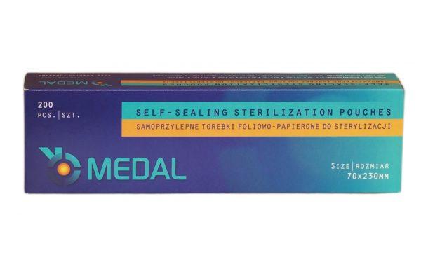Torebki do sterylizacji Medal