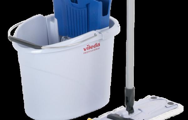 Zestaw do sprzątania z mopem Vileda UltraSpeed Mini 10L