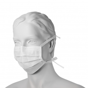 Maska Flizelinowa Biała