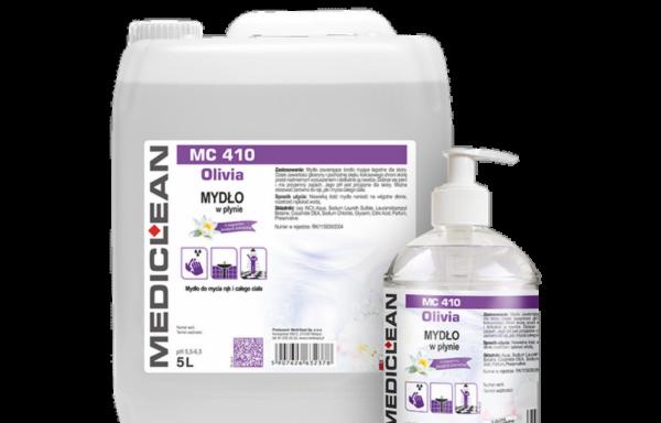 MC 410 OLIVA – kremowe mydło w płynie