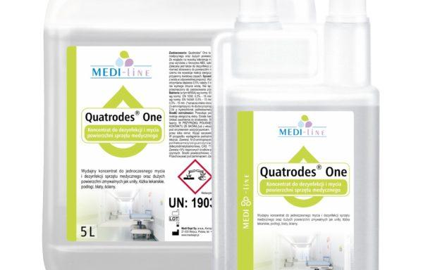 Quatrodes One  – koncentrat do dezynfekcji powierzchni